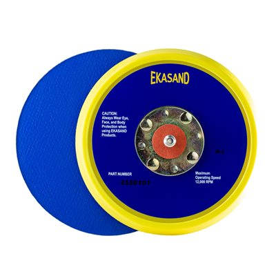 Ekasand Disc Pad 5 x NH L / P 4-Rivet Vinyl Face For PSA