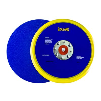 Ekasand Disc Pad 6 x NH L / P4-Rivet Vinyl Face for PSA