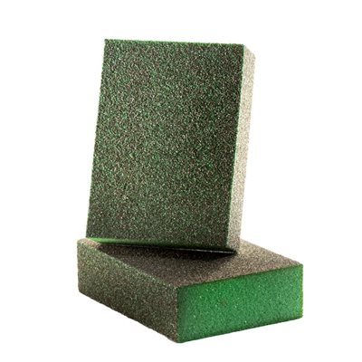 Uneesponge 1 in. Eco-Green Medium / Medium