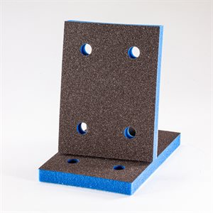 EKASILK PLUS 10mm Sponge 3 x 4 x 4 HV