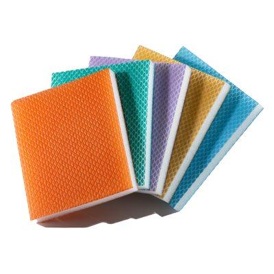 EKADIAMOND No Shed Abrasive Sponge 1 / 2 inch - Grit #100 - Green