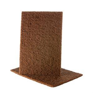Hand Pad 6 x 9 Uneelon Brown (Coarse)